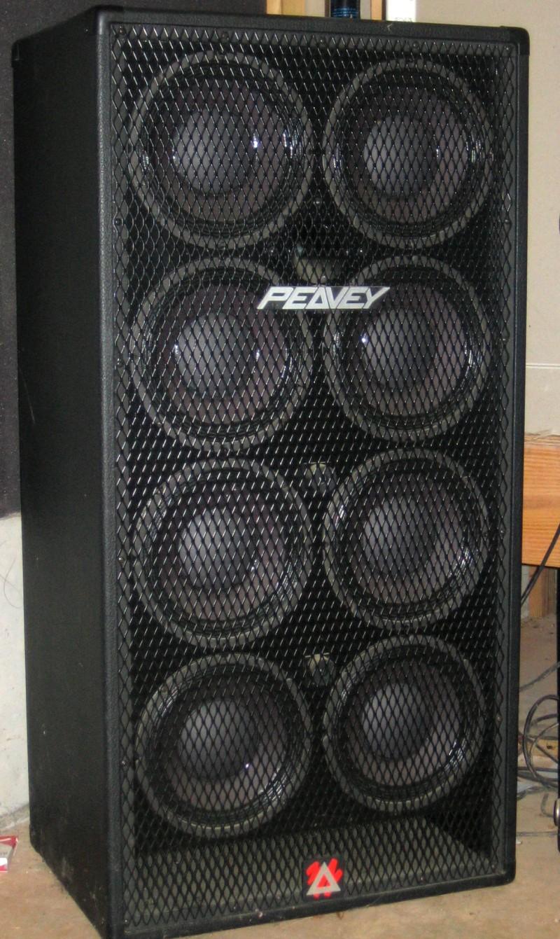 Peavey 810TVX