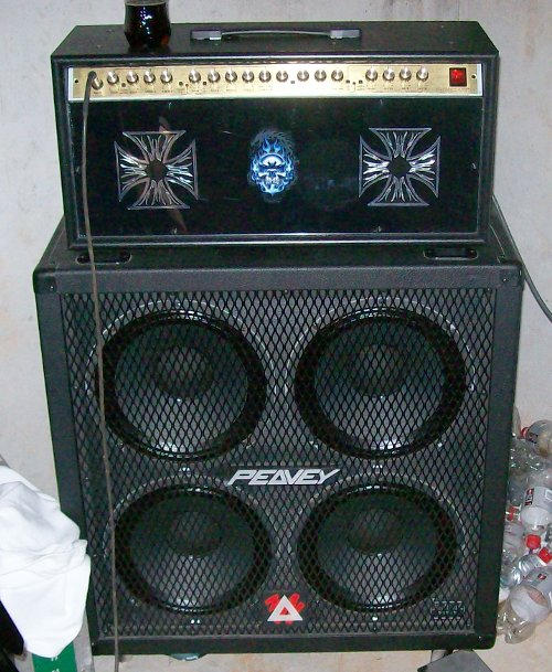 Rick's amp