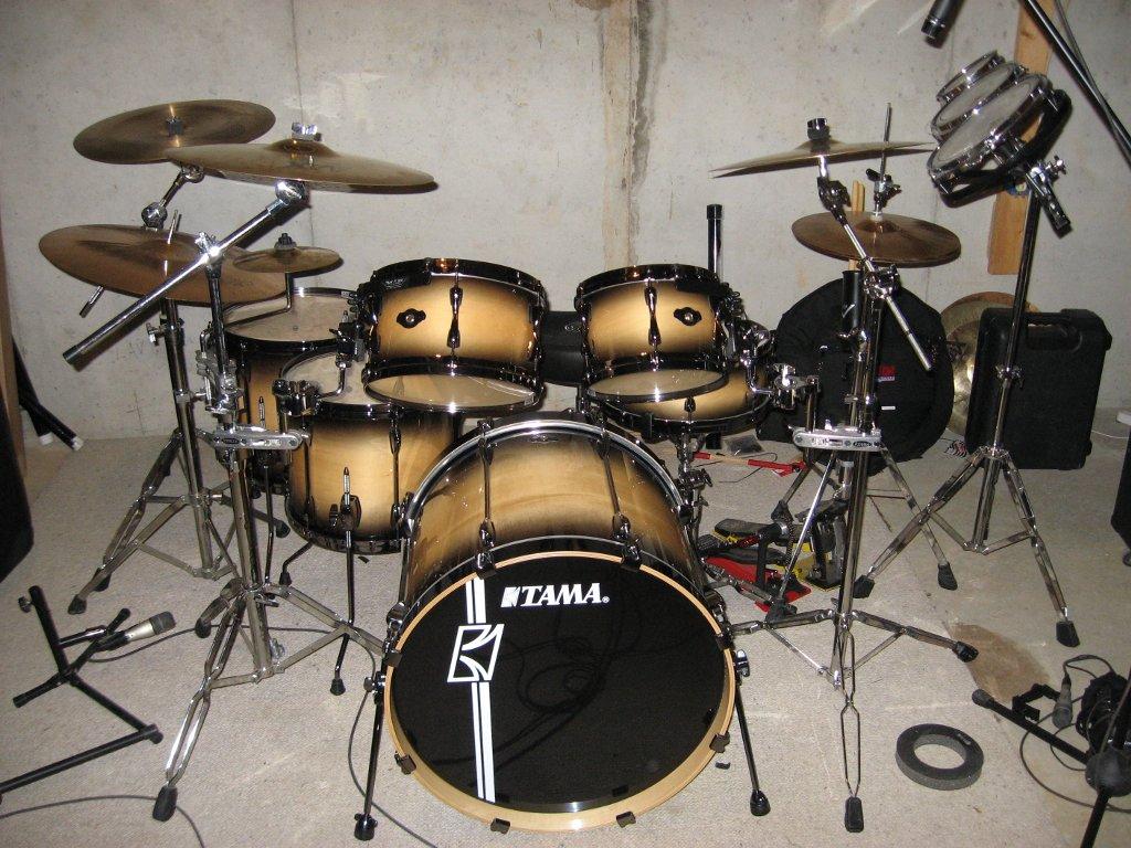 Ryan's Drums