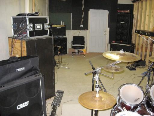 Jam room